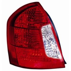 2006-10 Hyundai Accent SDN Taillight LH