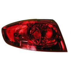 2007-10 Hyundai Sante Fe Outer Taillight LH