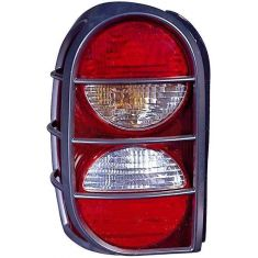 2005-06 Jeep Liberty Taillight (w/Guard) LH