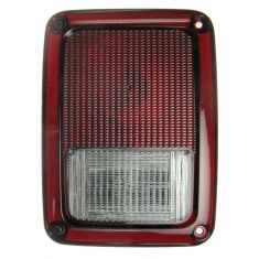 2007-10 Jeep Wrangler Taillight LH