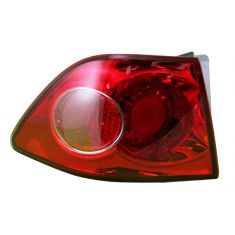 2007-08 Kia Magentis; 2006-08 Kia Optima Outer Taillight LH