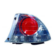 2002-03 Lexus IS300 SDN Outer Taillight (Light Metallic) RH
