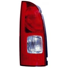 2001-02 Nissan Quest Taillight LH
