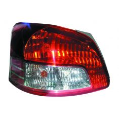 2006-10 Toyota Yaris SDN (Base Model) Taillight LH