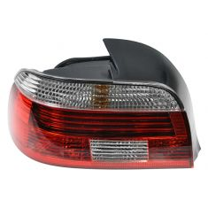 01-03 BMW 525i, 540i Sedan; 01-03 530i, M5 w/Clear Lens Taillight LH