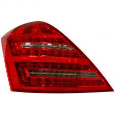 10-11 MB S400 Hybrid, S550, S600, S63 AMG, S65 AMG Taillight LH