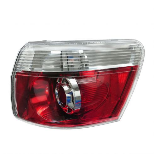 How to Replace Install Outer Tail Light Housing 0712 GMC Acadia Buy