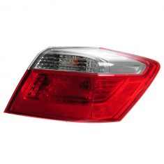 13 Honda Accord Sedan Outer Taillight RH