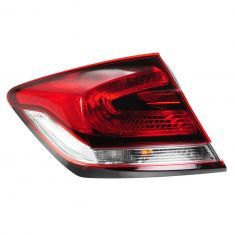 13 Honda Civic Sedan Outer Taillight LH