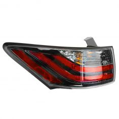 11-13 Lexus CT200H Outer Taillight LH