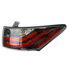11-13 Lexus CT200H Outer Taillight RH