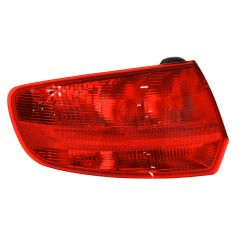 06-08 (to VIN A112778) Audi A3 Outer (1/4 Mtd) Taillight LH