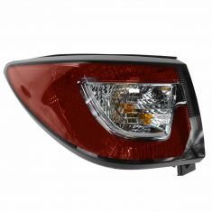 13-14 Chevy Traverse Outer Taillight LR