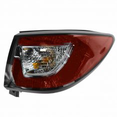 13-14 Chevy Traverse Outer Taillight RR