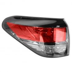 13-14 Lexus RX350, RX450H (Canadian Built) Outer Taillight LH