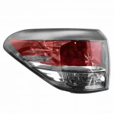 13-14 Lexus RX350, RX450H (Japan Built) Outer Taillight LH