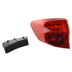 13-15 Acura RDX Outer Taillight LH