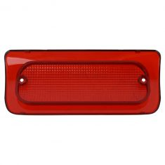 94-04 Chevy S10, GMC S15 Sonoma Extended Cab High Mount Stop Light Lens
