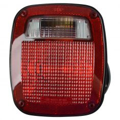 87-90 Jeep Wrangler Taillight LH