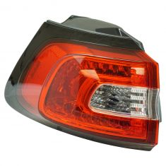 14-15 Jeep Cherokee Outer 1/4 Panel Mounted Taillight LR