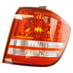 10-17 Dodge Journey (Non LED w/Single Bulb) Outer Taillight (1/4 Mtd) RH