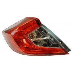 16-17 Honda Civic Sedan Taillight LH