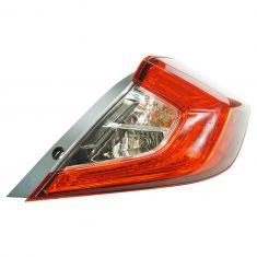16-17 Honda Civic Sedan Taillight RH