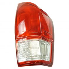 16-17 Toyota Tacoma w/Red Lens Taillight RH