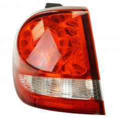 09-17 Dodge Journey (w/o Black Bezel) Outer LED Taillight LR