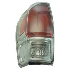 16-17 Toyota Tacoma w/Clear Lens Taillight LH