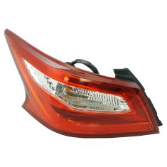 16-17 Nissan Altima Outer Tail Light LH