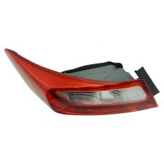 13-15 Honda Accord Coupe Tail Light LH