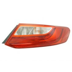 13-15 Honda Accord Coupe Tail Light RH