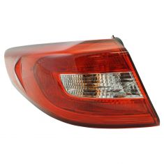 15-17 Hyundai Sonata Outer Taillight (exc LED) LH