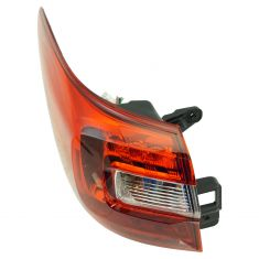 15-17 Subaru Outback Outer Taillight LH