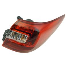 15-17 Subaru Outback Outer Taillight RH