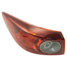 13-16 Mazda 3 Sedan Outer Taillight (exc LED) LH