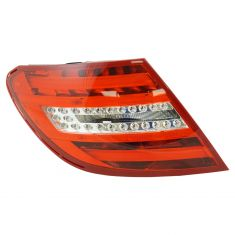 12-15 Mercedes Benz C-Class Tail Light LH