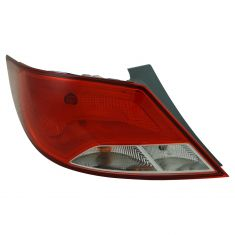 15-17 Hyundai Accent Sedan Outer Taillight LR