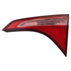 17-18 Toyota Corolla (w/o LED Reverse Light w/Red & White Outer TL) Inner Trunk MTD Taillight RR