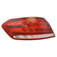 14-15 MB Sedan E300, E63 AMG, E250, E350, E400, E63S; 14 E550 Sedan Outer Taillight LR