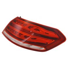 14-15 MB Sedan E300, E63 AMG, E250, E350, E400, E63S; 14 E550 Sedan Outer Taillight RR