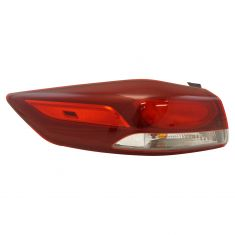 17-18 Hyundai Elantra Outer Tail Light (exc LED) LH