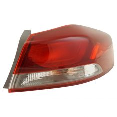 17-18 Hyundai Elantra Outer Tail Light (exc LED) RH