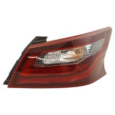 17 Nissan Altima Outer Taillight (Smoked) RH