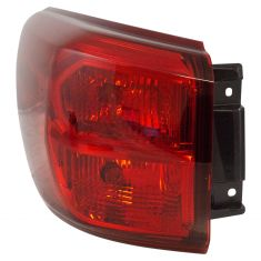 17-18 Nissan Pathfinder Outer Tail Light LH