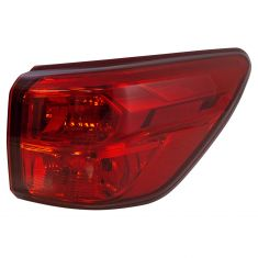17-18 Nissan Pathfinder Outer Tail Light RH