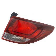 17-18 Hyundai Santa Fe Outer Tail Light RH (exc LED)