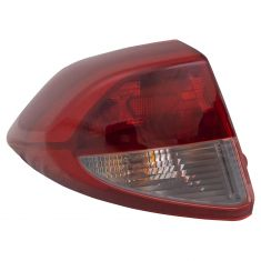16-17 Hyundai Tucson Outer Tail Light LH (exc LED)