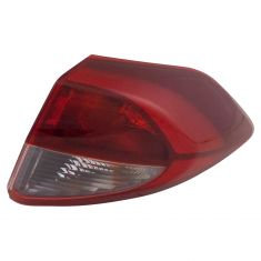 16-17 Hyundai Tucson Outer Tail Light RH (exc LED)